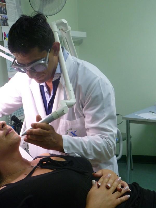 Trattamenti estetici - Dermatologia laser salerno